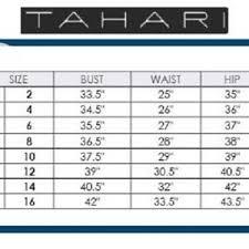 T Tahari Size Chart Nwt T Tahari Herringbone Ponte Knit Sides Black Nwt