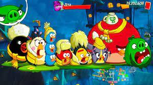 Angry Birds 2 Unlock LEVEL 2261–2266 BOSS LEVEL ZETA(NEW HERO LEONARD) –  Pig City Vietham - YouTube