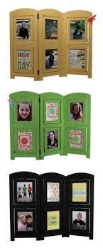 tri fold wood frames