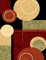 black and burdy area rugs 1010 black multi green beige burdy rust modern area rug contemporary