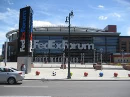 Memphis Tigers Review Of Fedexforum Memphis Tn Tripadvisor