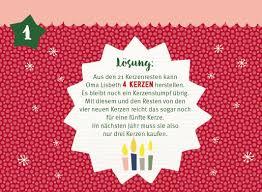 Gesucht werden 24 begriffe rund um weihnachten, advent und winter: 24 Zauberhafte Weihnachtsratsel Adventskalender Fur Erwachsene Aufstell Buch Mit Ratseln Amazon De Lamping Laura Kolsch Christina Bucher