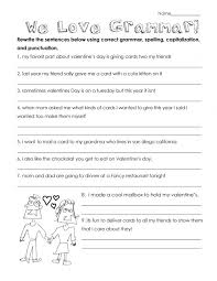 English Printable Worksheets 3 Grade | Learning Printable