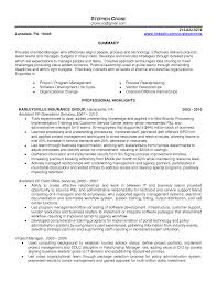 project manager resume summary best resume sample project manager resume it project manager resume example resume qdlfxrrx
