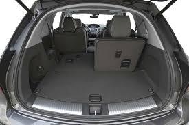 2019 Acura MDX Hybrid Cargo Space