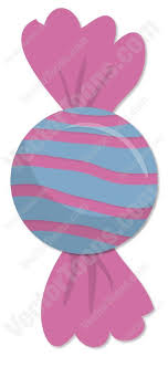 piece of candy. Brilliant Candy Piece Of Candy Wrapped In A Pink And Blue Striped Wrapper Blue Candy  Pink Sweet Wrapper In Of Candy