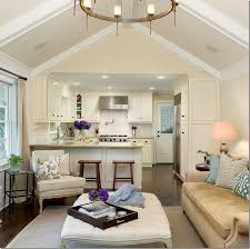 Best Open Floor Plan Decorating Images On Pinterest Living