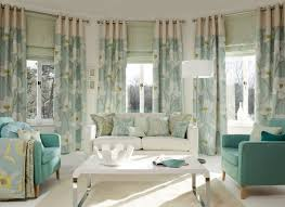 living room ds and curtain ideas for 2017 with nice printed design and modern living room