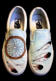 Dream Catcher Toms Shoes vans blue dreamcatcher Wheretoget 36