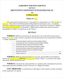 independent contract template 5 independent contract templates sample examples free