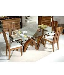 round wood and glass dining table glass top for table dining tables breathtaking glass top dining round wood