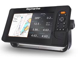 Us C Map Essentials Chart Raymarine Es97 Multifunction Display With Wi Fi Built In