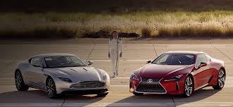 2018 lexus coupe. simple coupe lexus lc 500 vs astonu2011martin db11 intended 2018 lexus coupe e