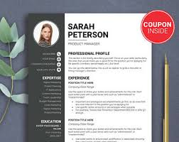 curriculum template resume templates modern cv templates for ms by levelupresume
