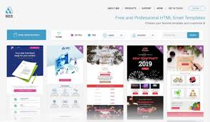 Free Newsletter Layouts 175 Free Responsive Email Templates Practical Ecommerce