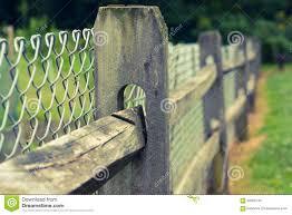 wood farm fence. Farm Fence Wood Chainlink