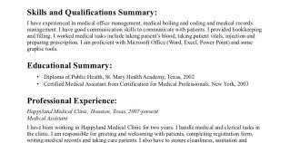 Dental Assistant Resume With No Experience Examples Of Resumes