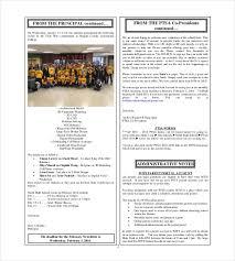 Wellness Newsletter Templates Wellness Newsletter Template Major Magdalene Project Org