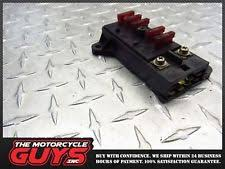 motorcycle fuses & fuse boxes for suzuki intruder 750 ebay 1986 Suzuki Intruder 800 at Fuse Box Suzuki Intruder 1986