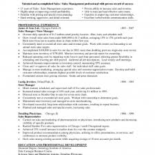 Resume Examples Resume Templates For Retail Sales Associate M Rs
