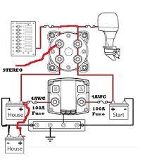 similiar bennington marine dual battery system keywords battery help page 3 technical stuff bennington pontoon boats
