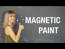 magnetic paint does it work