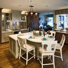Kitchen Island Table Combo 28 Images Throughout Combination Ideas 11