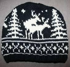 Naughty Reindeer Hat