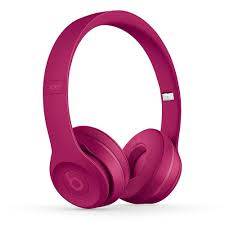 Light Pink Beats By Dre Beats Solo3 Wireless Headphones Neighborhood Collection