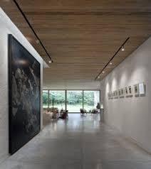 interior track lighting. Track Lighting For Art Gallery In Home Hallway Interior