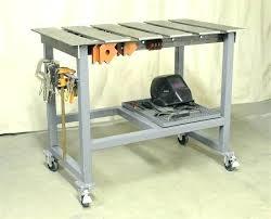 portable welding table welding table plans welding table on welding bench miller portable welding table plans portable welding table