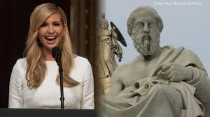 Twitter Explodes After Ivanka Trump Misquotes Socrates