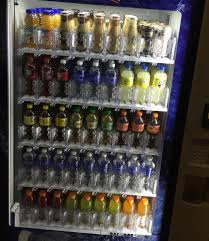 Lipton Tea Vending Machine Mesmerizing Quick Guide To COC Vending Machines Cougar News Online