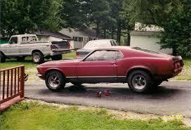 Virginia Classic Mustang Blog: 70 Mustang Mach 1 - Family Affair