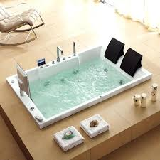 big bathtubs for two best 2 person bathtub the advantages and