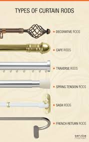Designer Drapery Hardware Types Of Curtain Rods In Dubai The Home Project