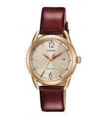 citizen fe6083 05p rose gold womens