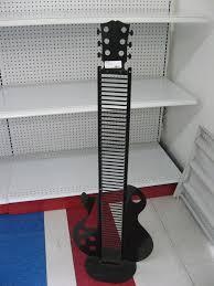 bathroom black guitar shaped cd holder d affe b dc jpg ikea argos tcd holder