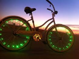 Night Rider Bicycle Lights Glowmatic Led Bike Lights I Want These For My Bike