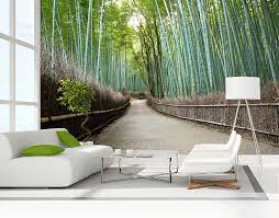 Bamboo Grove Wall Mural – YOUR DECAL ...