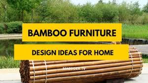 bamboo design furniture. 50+ Best Bamboo Furniture Design Ideas For Home 2017
