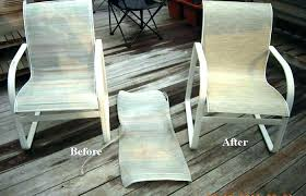 sling back chair fabric beach modern outdoor ideas medium size outdoor sling chair fabric vinyl mesh replacement back fabric sling sling chair fabric