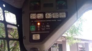 bobcat bics brake broken youtube bobcat 773 fuse panel location at Bobcat 763 Fuse Box