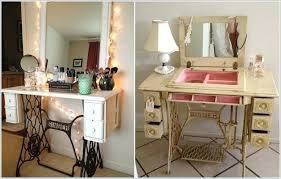 diy makeup vanity table. Makeup Desk Ideas 10 Cool Diy Vanity Table 4 I
