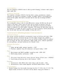 Case Study         MANAGING A LARGE FINANCIAL PROJECT Managing a
