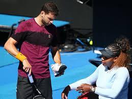 Diffusion en direct, live stream tennis îíëàéí. Dimitrov Serena Australian Open Tennismash