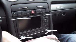 How To Upgrade 2002 2008 Audi A4 Radio With Dvd Gps Touch Screen Audi A4 Audi Radio