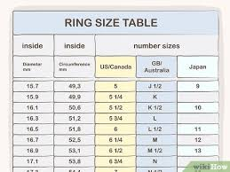 3 Ways To Measure Ring Size For Men Wikihow