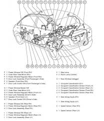 Toyota power window wiring diagram positions for basketball