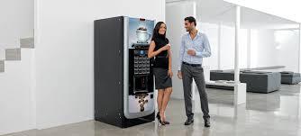 Seaga Vending Machines India Beauteous Seaga Vending Partners With Saeco Vending